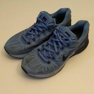 1eb8f4b452d0 Nike Shoes - Nike Lunarglide 6 Running Shoes Size 7.5